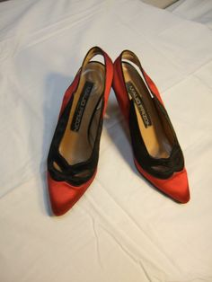 Womans shoes by Maud Frizon for Carnaval or Mardi Gras