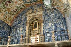 Portugese Azulejos tiles