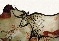 Grotte de Lascaux - Art préhistorique (de -30.000 à -20.000ans)