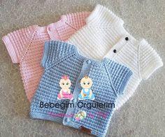 Crochet For Kids, Crochet Baby, Knit Crochet, Cute Babies, Baby Kids, Moda Emo, Romper Dress, Crochet Fashion, Lana