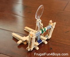 This week, several excellent bloggers have teamed up to provide a play series of ideas for what to do with ALL of the candy that will be entering our homes this month! Here is our contribution to the series – candy corn catapults! We're going to show you four different catapult versions that can all …