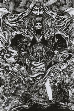 666 - Ragnarök on Drawing Served