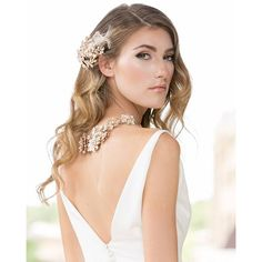 Beautiful shoot by @solutionsbridal of our #MariaElenaHeadpieces Accessories!!:heart: Photography by @amalieorrangephotography Hair and makeup by @makeoverstation  Ivory Gown by @inesdisanto at the @fsorlando  #MariaElenaHeadpieces accessories #fashion