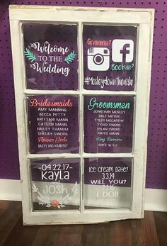 Cute Wedding Signs you Need Pinterest Drink signs Wedding