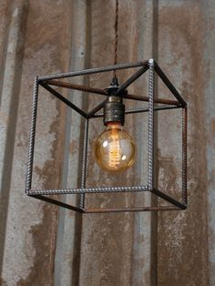 6 WAYS TO BRING INDUSTRIAL STORAGE SOLUTIONS TO YOUR HOME! | http://vintageindustrialstyle.com/ | vintage industrial style vintage home decor industrial home decor #DIYHomeDecorLamp
