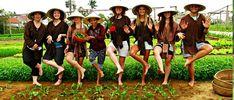 Visit Tra Que vegetable village in Hoi An