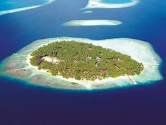 Biyadoo, an island in Maldives, was were we had our honeymoon.  The atoll is well suited for water sports, food, fun and just chilling out.