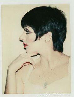 Liza Minnelli: Andy Warhol Polaroids