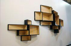 Wall Hanging Storage Unit by Ka-Lai Chan