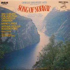 Grieg*, Various – Grieg's Greatest Hits Made Popular in Songs of Norway Label: RCA – Format: Vinyl, LP, Compilation Country: Canada Released: 1971 Genre: Classical, Stage & Screen Boston Pops, Strange Music, Greatest Hits, Orchestra, Lp, Norway, Stage, Label, Canada