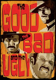 The Good the Bad and the Ugly by ~StuntmanKamil
