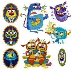 samba for rats: monster fun!