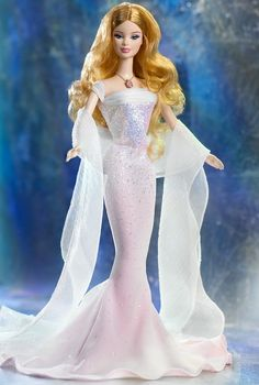 2003 October Opal™ Barbie® Doll | Barbie Collector, Release Date: 9/1/2003 Product Code: B2395, $_