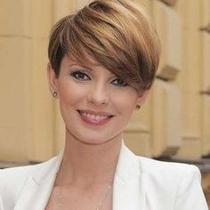 12x Simple Yet Very Fashionable Short Pixie Hairstyles! - Hairstyle Center!