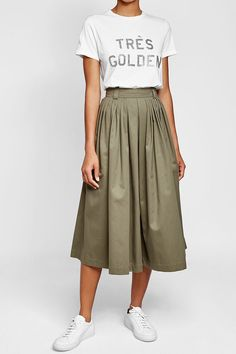Printed Cotton T-Shirt   Golden Goose Deluxe Brand