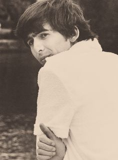 rare lovely old photo of young George