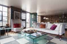 clink wharf vacation apartment rental in london bridge onefinestay