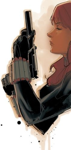 Black Widow - Phil Noto