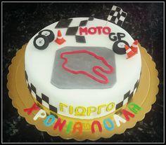 Moto Gp cake!