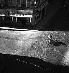 Cycliste, Paris, 1937. by Lucien Hervé