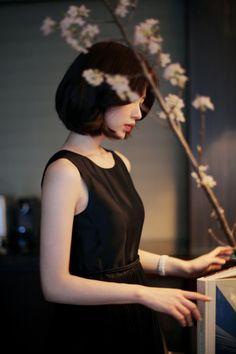 아름다운 감수성....아름다운 기품...아름다운 자태......여자들이 가장 부러워하는 존재는 타고난 아름다...