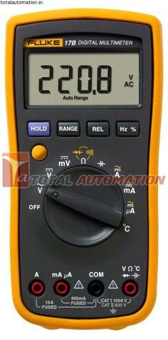 Fluke 17B Digital Multimeter - Total Automation