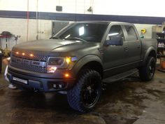 Ford Rapter PU
