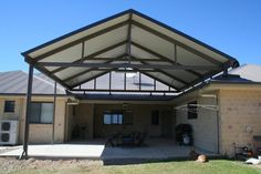Patio Roof Brisbane #brisbanepatio #patio #patioroof #patioroofbrisbane  #newpatio #patiodesign #