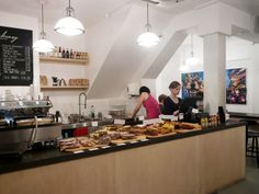 Speakeasy Espresso & Brew Bar @ Off Carnaby Street