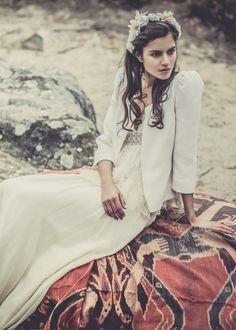 Robes de Mariée Laure de Sagazan, robe mariage, wedding dress