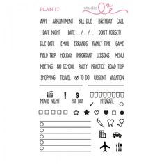 X Chanel Fashion Journal Cards  Planner Printables  Journaling
