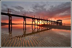 Beautiful shot of Pass Christian, Mississippi by Jason Taylor Cool Places To Visit, Places To Go, Gulfport Mississippi, Pass Christian, South Usa, Down South, Gulf Of Mexico, Take Me Home, Heaven On Earth