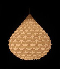 Hexagonal Lamp Form