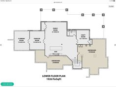 House Layout Design, House Layouts, Family Room, Floor Plans, Messages, Flooring, How To Plan, Storage, Purse Storage