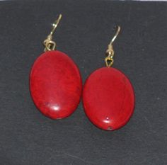 Korvakorut jaspista. Earrings. http://www.puu-luu.fi/