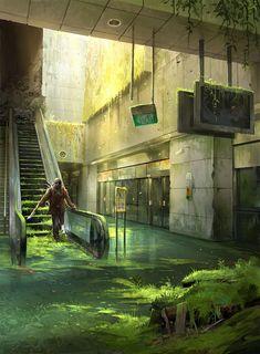 36 ideas sci fi concept art landscape post apocalyptic for 2019 - Apocalypse Now And Then Art Apocalypse, Apocalypse Aesthetic, Apocalypse Landscape, Apocalypse Movies, Zombie Apocalypse Survival, Concept Art Landscape, Fantasy Landscape, Landscape Art, Post Apocalyptic Art