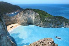 As mais belas ilhas da Grécia.