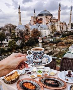 A perfect way to spend a rainy morning in Istanbul! Turkish coffee & breakfast with amazing view! #instatravel #travel #istanbultouristpass #turkey #trip #vacation #holiday #winter #istanbul A perfect way to spend a rainy morning in Istanbul! Turkish coffee & breakfast with amazing view! #instatravel #travel #istanbultouristpass #turkey #trip #vacation #holiday #winter