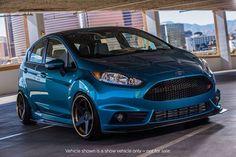 2016 Ford Fiesta ST SEMA 2015