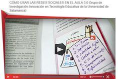 Cómo usar las redes sociales en el aula 3.0