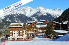 Club Marmara Valfréjus 3* - Séjour Ski Valfréjus Marmara prix promo séjour Marmara à partir 529,00 € TTC 7 nuits en tout compris