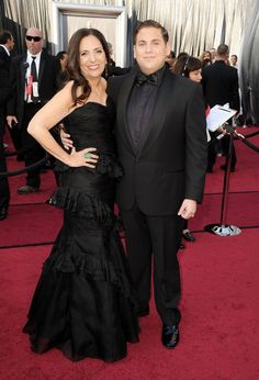 jonah hill and his mom :)