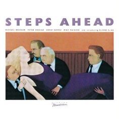Steps Ahead    Recorded at Power Station Studios, New York    1. Pools  2. Islands  3. Loxodrome  4. Both Sides of the Coin  5. Skyward Bound  6. Northern Cross  7. Trio (An Improvisation)    Michael Brecker - tenor saxophone  Mike Mainieri - vibraphone, synthesizer vibes, marimba, synthesizer, percussion  Eliane Elias - piano  Eddie Gomez - bass  Peter Erskine - drums    Elektra/Musician WQCP-936