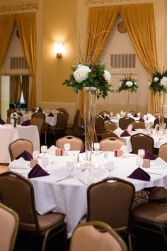 Paxton Ballroom, Winter Wedding, Omaha Nebraska