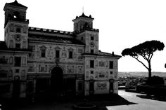 5 things to do in Rome   #4 visiting beautiful places : The Medici Villa