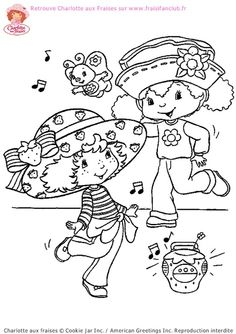 Coloring pages,digi stamps.