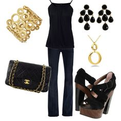 """""""Black and Gold"""""""
