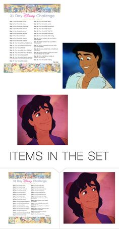 """""""Day 5"""" by johnnawood ❤ liked on Polyvore featuring art"""