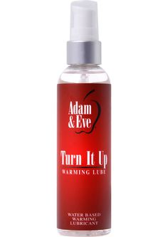 Buy Adam And Eve Turn It Up Warming Lube Water Based 4 Ounce online cheap. SALE! $12.99