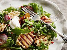 WW ViktVäktarnas 7 tips att komma i form Vegetarian Recipes, Snack Recipes, Cooking Recipes, Healthy Recipes, Healthy Food, Halloumi, Juicy Fruit, Swedish Recipes, Soul Food